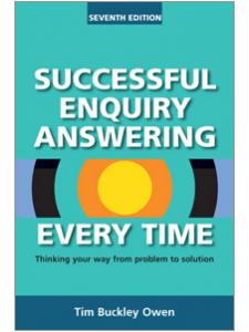 Image for Successful Enquiry Answering Every Time, Seventh Edition: Thinking Your Way from Problem to Solution