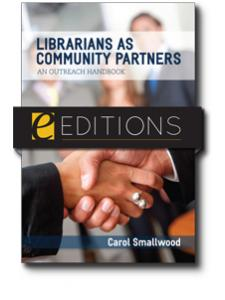 Image for Librarians as Community Partners: An Outreach Handbook--eEditions e-book