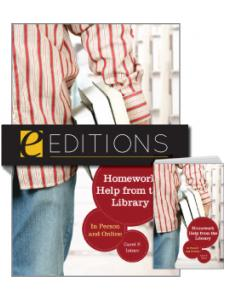 Image for Homework Help from the Library: In Person and Online--print/e-book Bundle