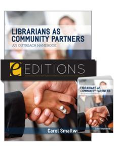 Image for Librarians as Community Partners: An Outreach Handbook—print/e-book Bundle