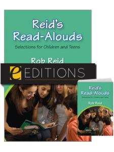 Image for Reid's Read-Alouds: Selections for Children and Teens—print/e-book Bundle
