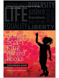 Image for Coretta Scott King Award Books Discussion Guide: Pathways to Democracy