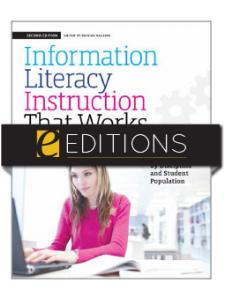 Image for Information Literacy Instruction that Works: A Guide to Teaching by Discipline and Student Population, Second Edition--eEditions e-book