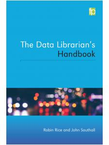 Image for The Data Librarian's Handbook (HARDCOVER)