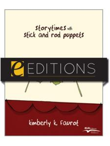 Image for Storytimes with Stick and Rod Puppets