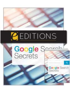 Image for Google Search Secrets—print/PDF e-book Bundle