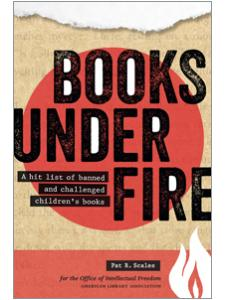 Image for Books under Fire: A Hit List of Banned and Challenged Children's Books
