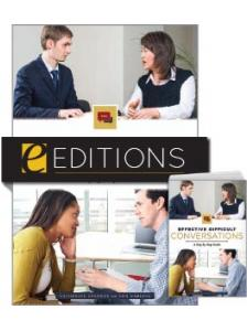 Image for Effective Difficult Conversations: A Step-by-Step Guide—print/e-book Bundle