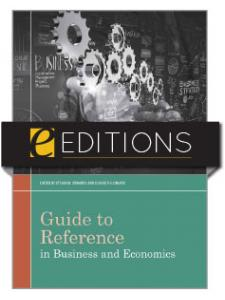 Image for Guide to Reference in Business and Economics—eEditions e-book