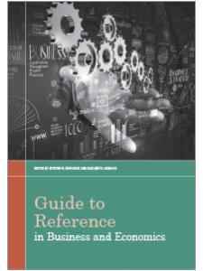 Image for Guide to Reference in Business and Economics