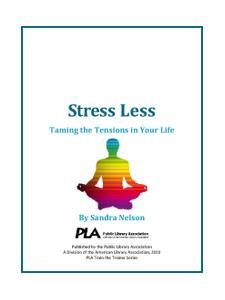 Image for Stress Less: Taming the Tensions in Your Life -- digital download
