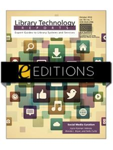 Image for Social Media Curation--e-book