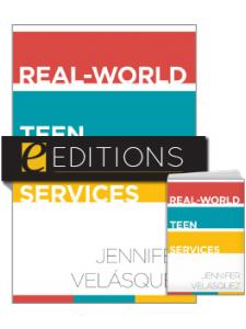 Image for Real-World Teen Services—print/e-book bundle