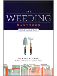 Image for The Weeding Handbook: A Shelf-by-Shelf Guide