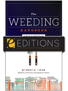 Image for The Weeding Handbook: A Shelf-by-Shelf Guide—eEditions e-book