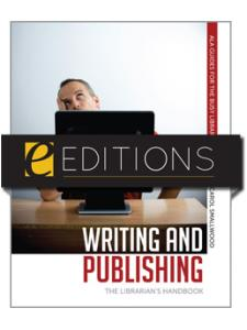Image for Writing and Publishing: The Librarian's Handbook--eEditions e-book
