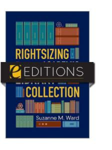 Image for Rightsizing the Academic Library Collection—eEditions e-book