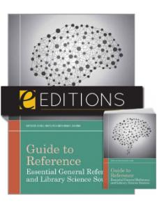 Image for Guide to Reference: Essential General Reference and Library Science Sources —print/e-book Bundle