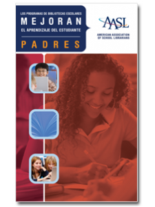 Image for School Library Programs Improve Student Learning: Parents (Spanish)
