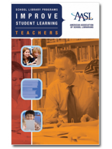 Image for School Library Programs Improve Student Learning: Teachers