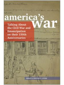 Image for America's War: Talking About the Civil War and Emancipation on Their 150th Anniversaries--eEditions e-book