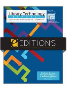 Image for Electronic Resource Management Systems: A Workflow Approach—eEditions e-book