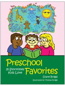 Image for Preschool Favorites: 35 Storytimes Kids Love