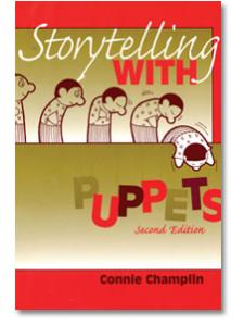 Image for Storytelling with Puppets: Second Edition