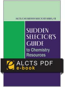 Image for Sudden Selector's Guide to Chemistry Resources--PDF e-book