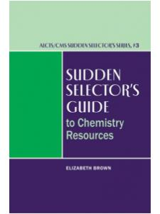 Image for Sudden Selector's Guide to Chemistry Resources