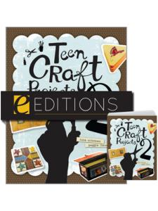 Image for Teen Craft Projects 2—print/PDF e-book Bundle