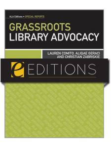 Image for Grassroots Library Advocacy--eEditions e-book