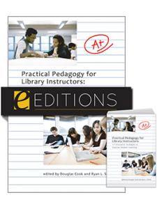 Image for Practical Pedagogy for Library Instructors: 17 Innovative Strategies to Improve Student Learning--print/e-book Bundle