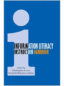 Image for Information Literacy Instruction Handbook