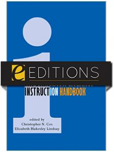 Image for Information Literacy Instruction Handbook--eEditions e-book