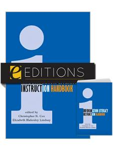Image for Information Literacy Instruction Handbook--print/e-book Bundle