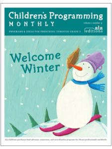 Image for Welcome Winter (Children's Programming Monthly, vol. 1/no. 4)