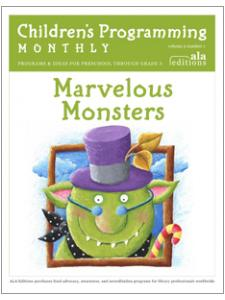 Image for Marvelous Monsters (Children's Programming Monthly, vol. 2/no. 1)