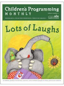 Image for Lots of Laughs (Children's Programming Monthly, vol. 2/no. 3)