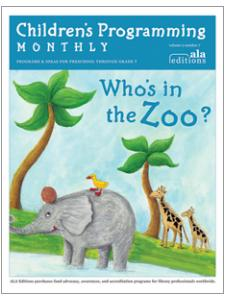 Image for Who's in the Zoo? (Children's Programming Monthly, vol. 2/no. 7)