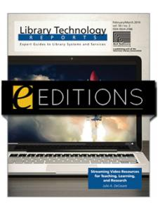 Image for Streaming Video Resources for Teaching, Learning, and Research—eEditions e-book