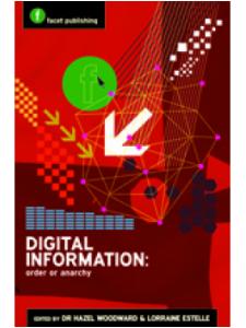 Image for Digital Information: Order or Anarchy?