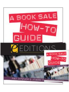 Image for A Book Sale How-To Guide: More Money, Less Stress--print/PDF e-book bundle