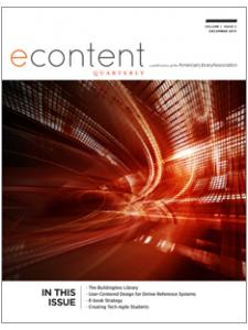 Image for eContent Quarterly, volume 1 number 2