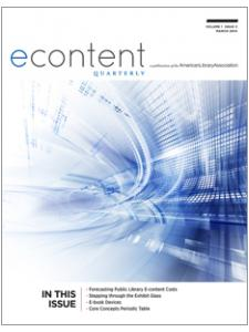 Image for eContent Quarterly, volume 1 number 3