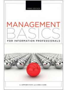 Image for Management Basics for Information Professionals, Third Edition