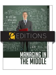 Image for Managing in the Middle--eEditions e-book
