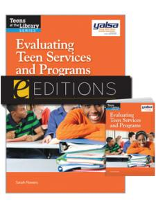 Image for Evaluating Teen Services and Programs--print/PDF e-book Bundle