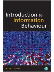 Image for Introduction to Information Behaviour