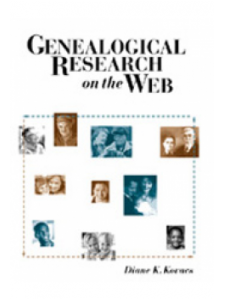 Image for Genealogical Research on the Web: